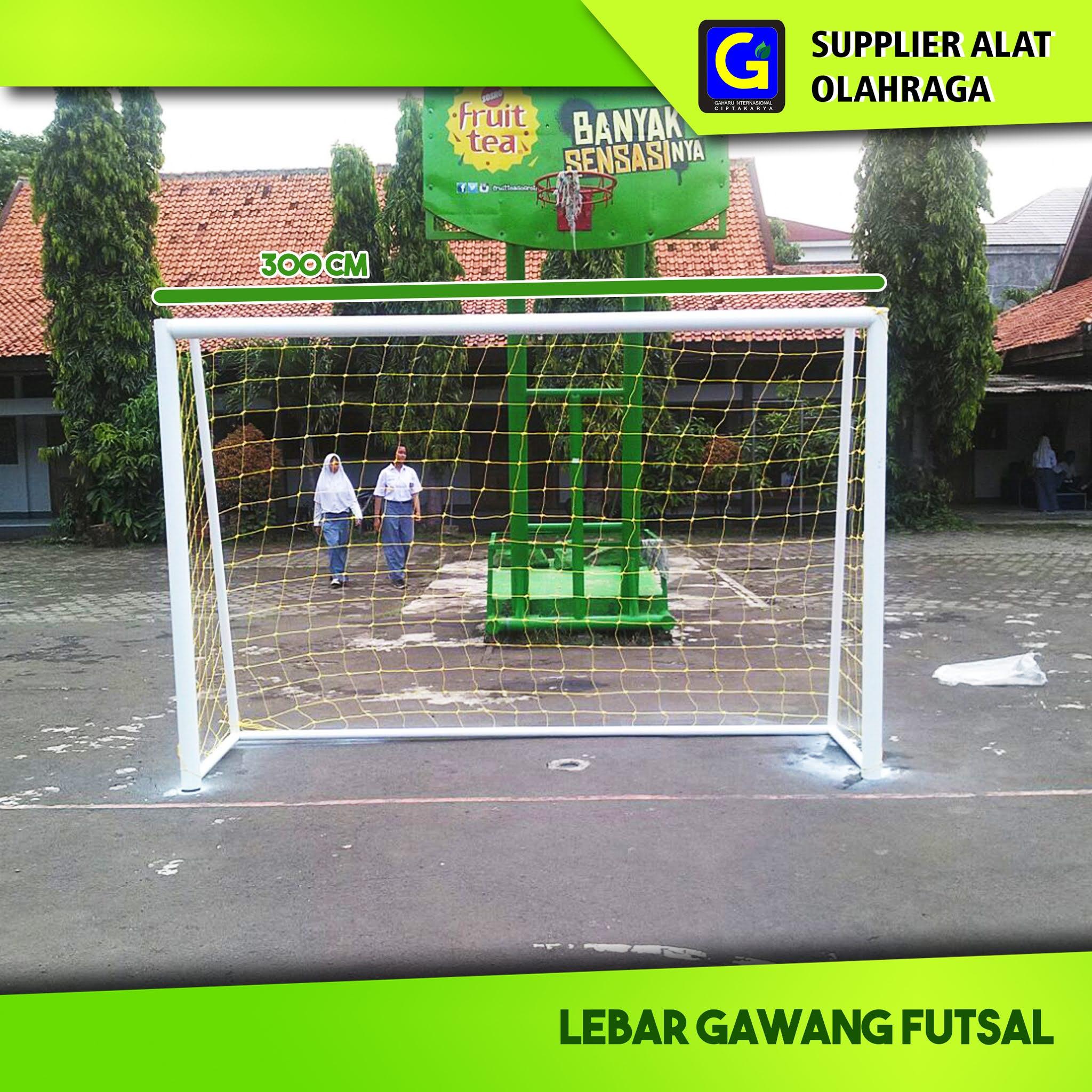 Labar Gawang Futsal