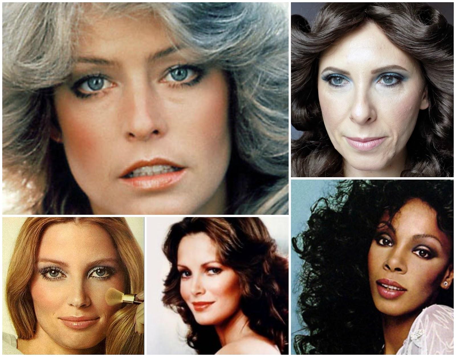 Makeup through the decades #6: 1970s | Mummy's Beauty Corner