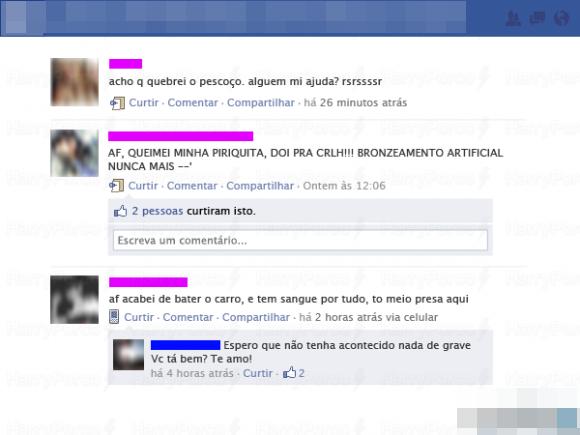 Anjo De Menina : O Que NÃO Postar No Facebook