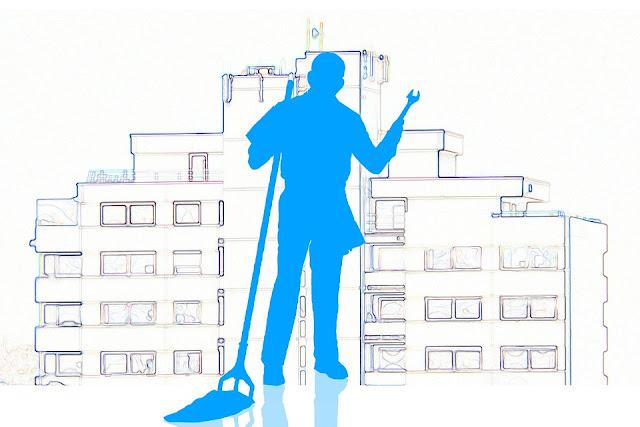 Les techniques de nettoyage professionnel
