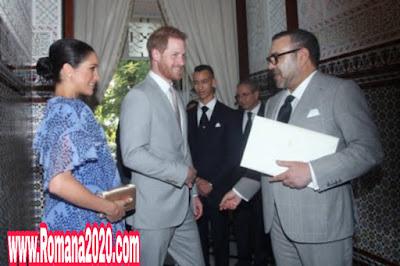 مستجد الصحافة: تحضيرات دبلوماسية لزيارة ملكية ل الملك محمد السادس إلى بريطانيا