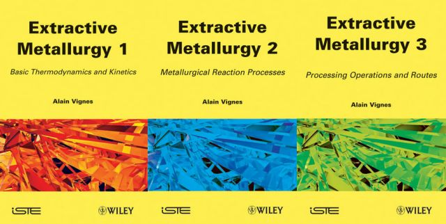 Extractive Metallurgy Alain Vignes