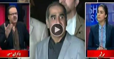 Live with Dr.Shahid Masood | 06-November-2017 | Nawaz Sharif | Asif Zardari | Shahid Khaqan Abbasi