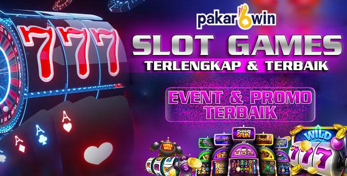 PAKARWIN | SLOT GAMES TERLENGKAP & TERBAIK