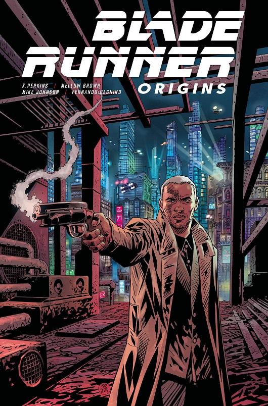 Blade Runner: Origins Tp