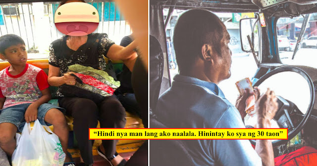 Jeepney Driver First Love/FACEBOOK