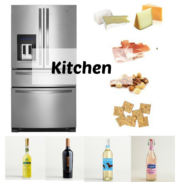Simple ways to get your kitchen ready for guests this holiday season on FizzyParty.com