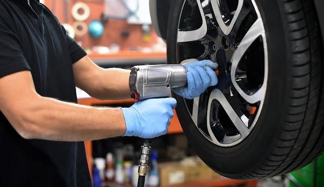 rotation de vos pneus