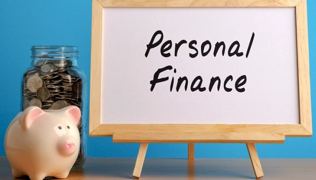 how to get on top of personal finances