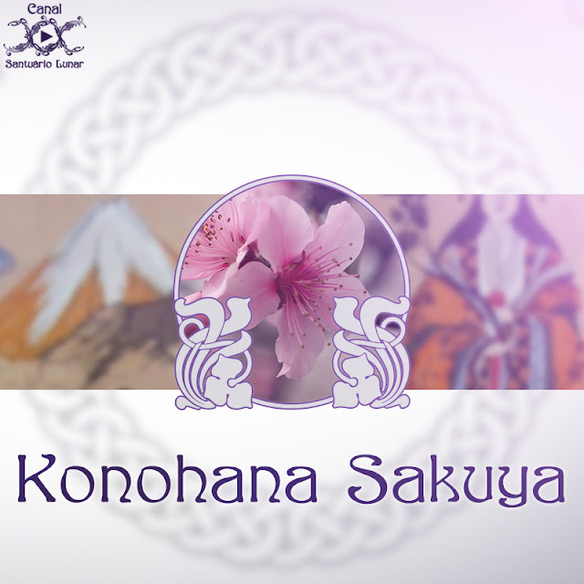 Konohana Sakuya - Goddess of flowers and volcanoes | Wicca, Magic, Paganism, Witchcraft