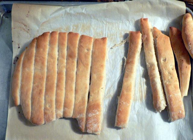 Easy Breadsticks recipe