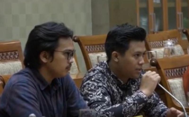 Perwakilan Mahasiswa Natuna Se-Indonesia Kawal Hak rakyat Natuna di Jakarta