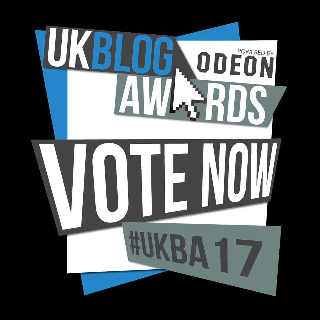 Blogmas Day 5 | UK Blog Awards 2017 - Vote Now