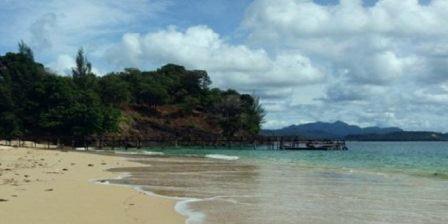 Pulau Reusam aceh jaya