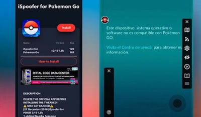 iSpoofer, the most used app to falsify your Pokemon Go site, is no longer compatible with Pokemon Go and you should not use it anymore.
