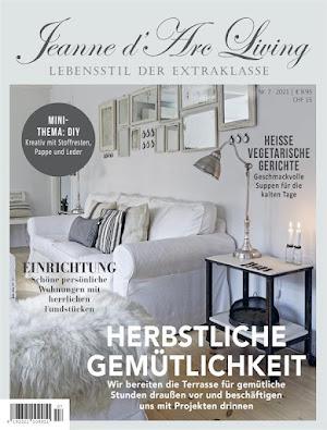 JDL-Magazin HERBSTLICHE GEMÜTLICHKEIT 07-2021