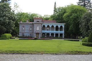 Tsinandali Museum, Kakheti, Georgia