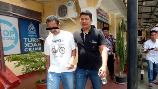 Sering Dibawa Jalan-jalan, Pria Tua Ditangkap karena Gagahi Seorang Gadis 16 Tahun di Hotel Binaling