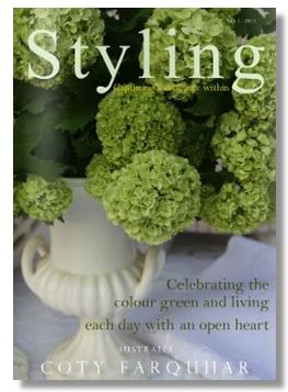 My Kentucky Garden featured in Styling Magazine