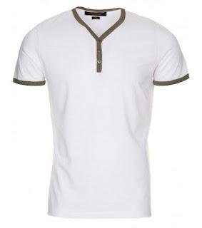 Jenis Kaus Polos Kerah Y