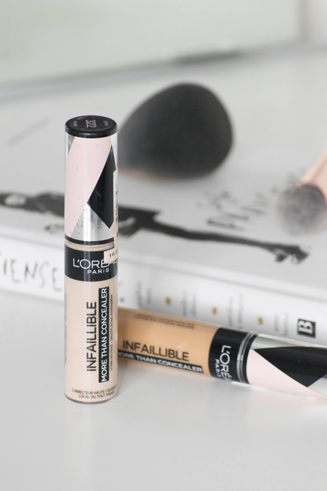review l'óreal infaillible more than a concealer