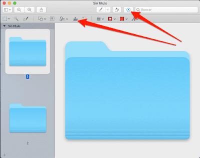 Como cambiar el color de las carpetas en mac