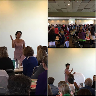 Katie Garner Education Keynote Speaker and Literacy Consultant —Professional Development Workshop