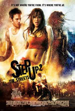 Step Up 2: The Streets 2008 480p 300MB BRRip Dual Audio