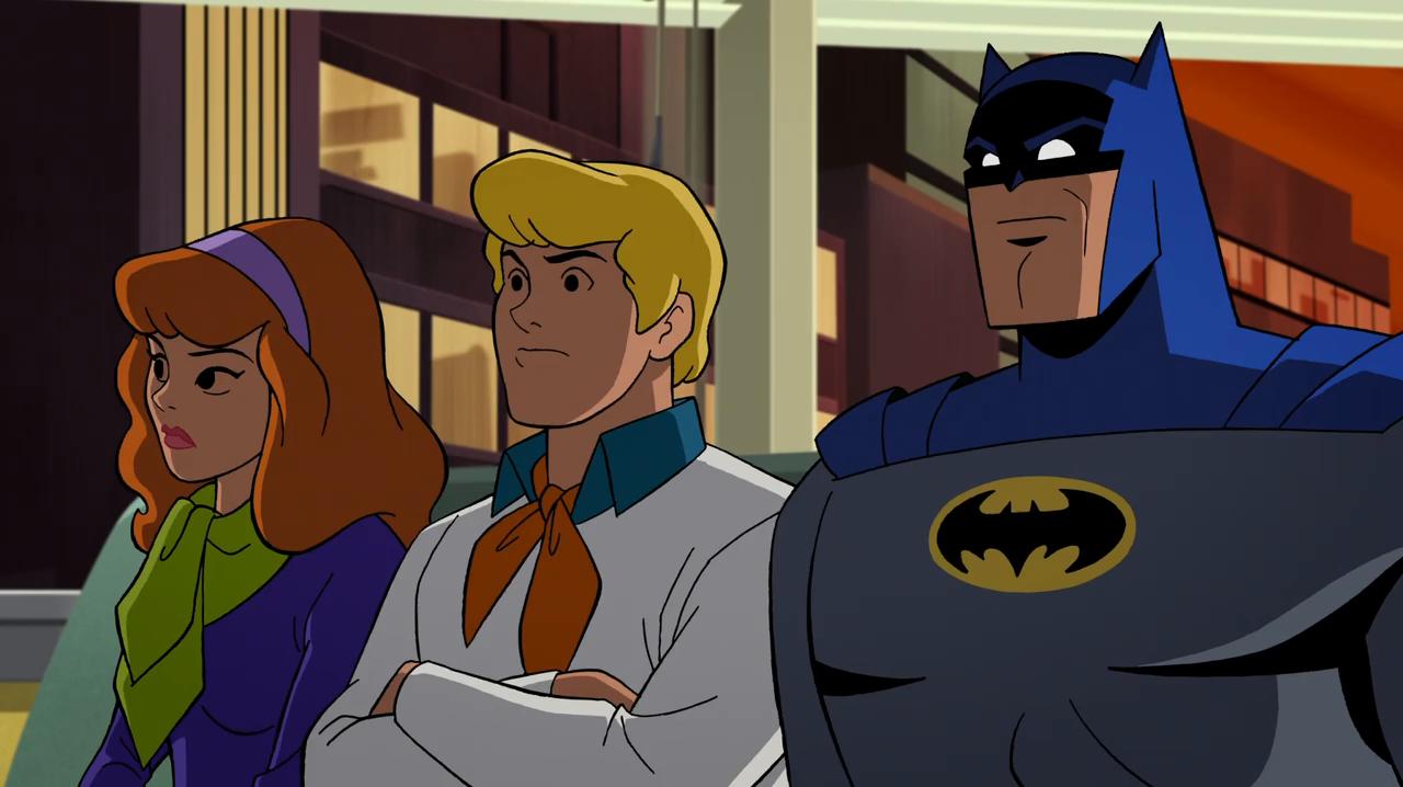 ¡Scooby-doo! y el Intrépido Batman (2018) 720p Latino – Ingles captura 2