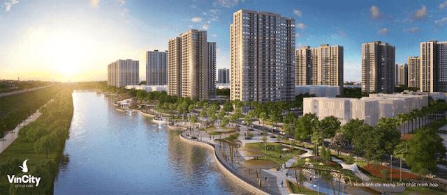Dự án Vincity Ocean Park- Gia Lâm