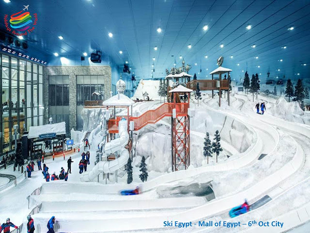 Ski Egypt - Mall of Egypt - 6th Oct. City