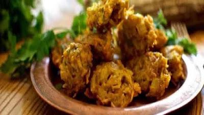 Rice Pakora
