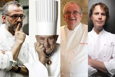 130 frases de chefs famosos