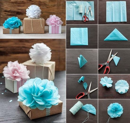 DIY Gift Bow For People You Love
