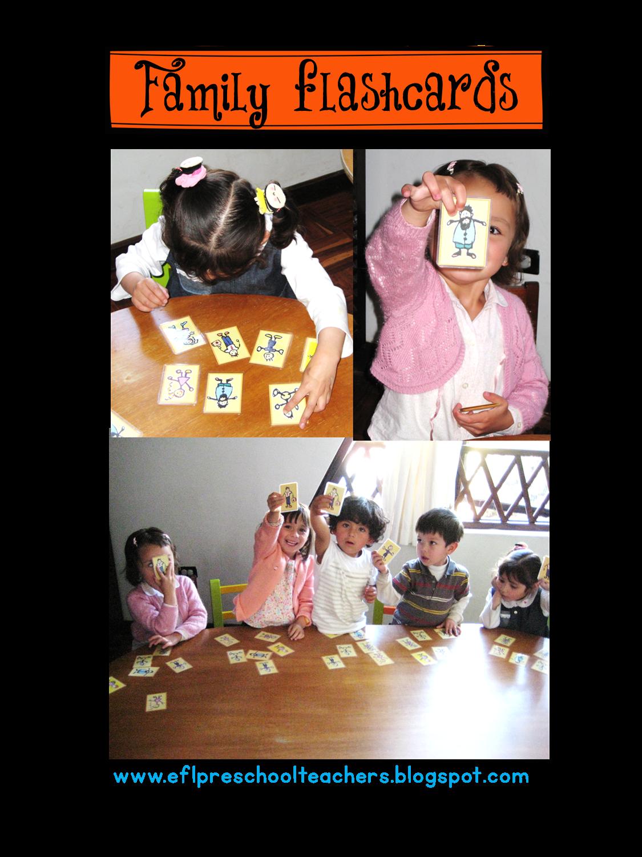 esl efl preschool teachers family theme ideas for preschool ela