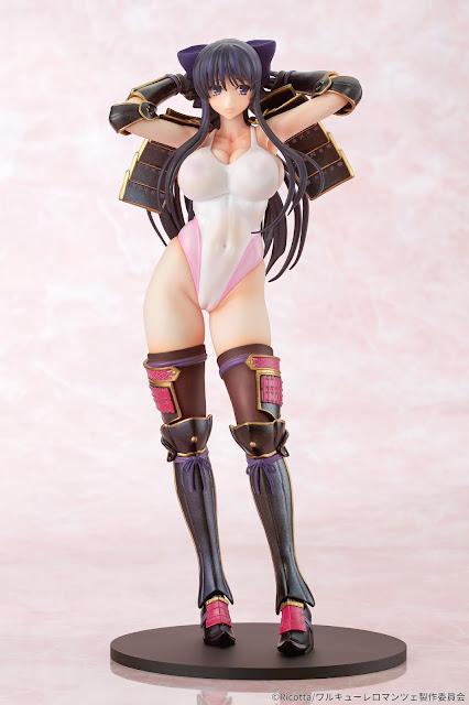 Figuras: Figura doble de Ryuzoji Akane: Swimsuit and lingery Ver. de Walkure Romanze - Q-six