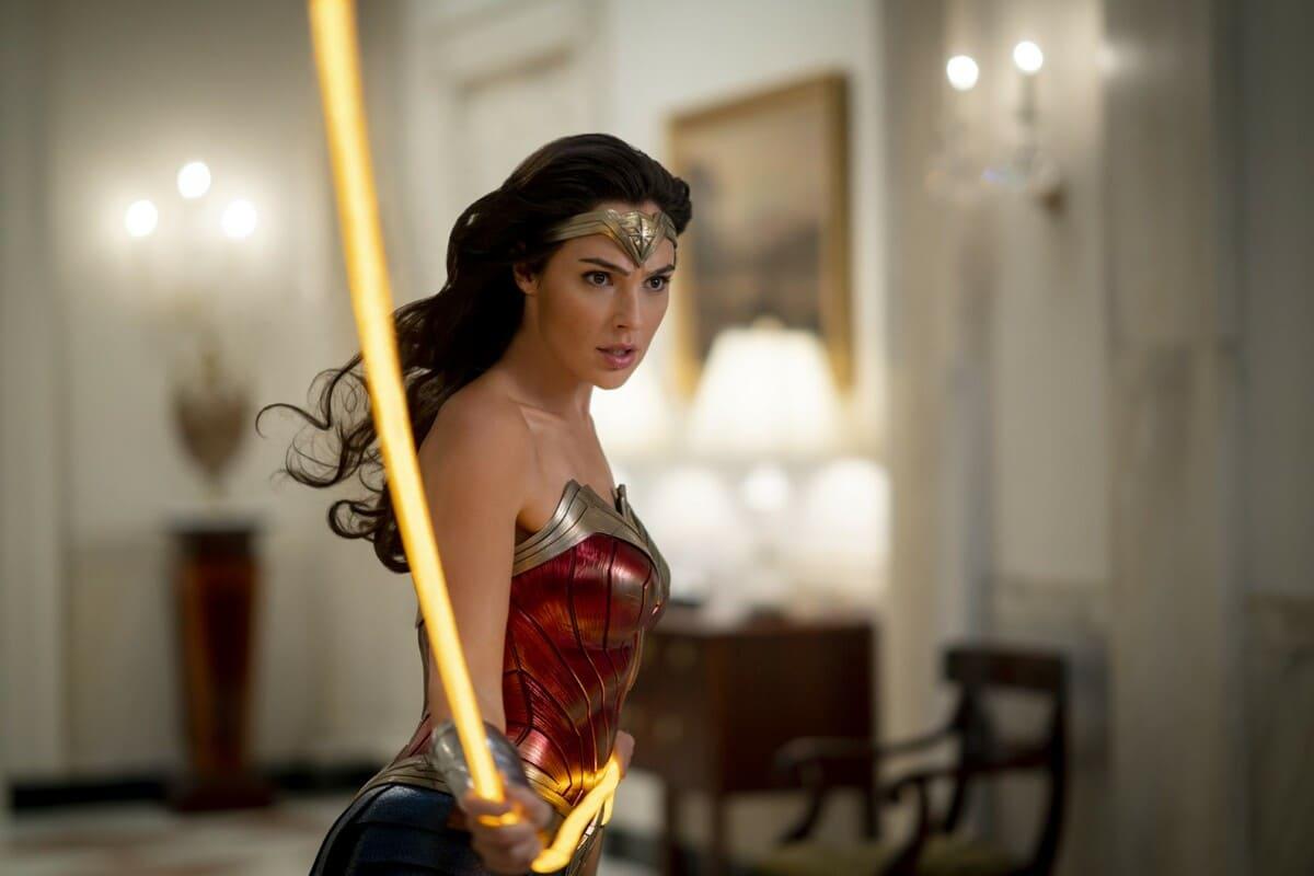 Wonder Woman 1984: Gal Gadot