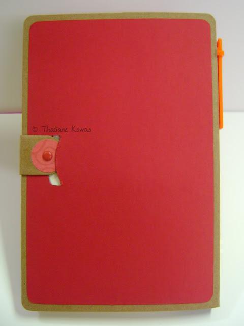 Caderneta costumizada