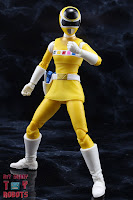 Power Rangers Lightning Collection In Space Yellow Ranger 13