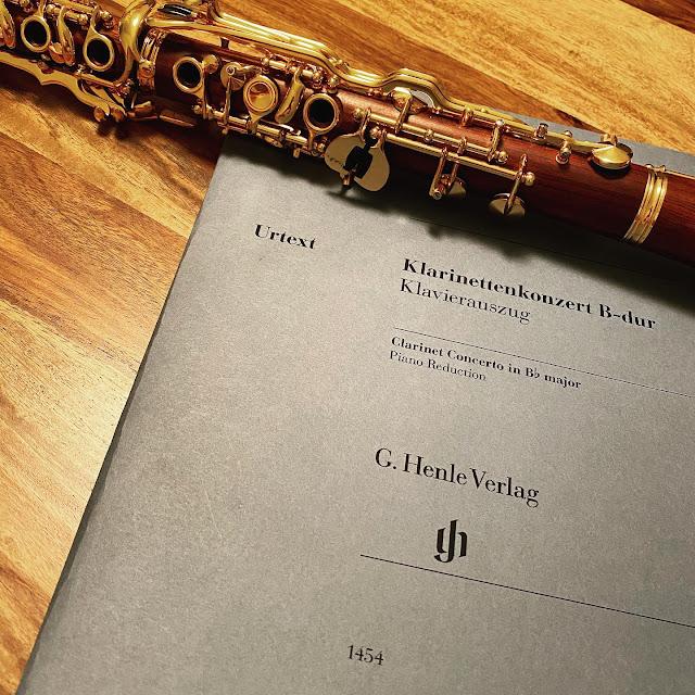 ediciones urtext de henle verlag. Partituras especiales para clarinete y otros instrumentos. Compositores importantes. Clariperu
