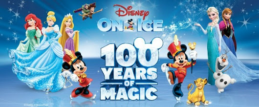 Experience 100 Years of Magic with Disney On Ice #Giveaway