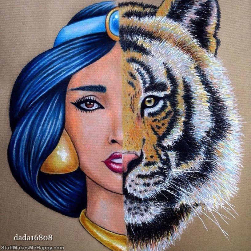 1. Jasmine and Raja