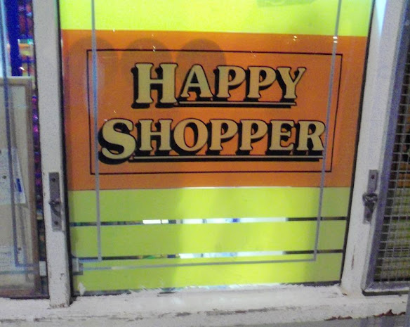 Happy Shopper shop in Lowestoft