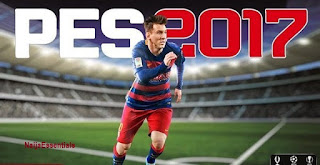 PES 2017 Android Mobile APK OBB Controle Virtual Download