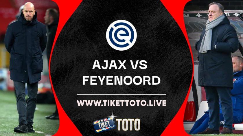 Ajax Vs Feyenoord: Menang 1-0 De Godenzonen Kuasai De Klassieker