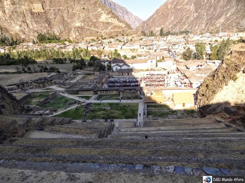 Ollantaytambo - 5 lugares incríveis no Peru com criança