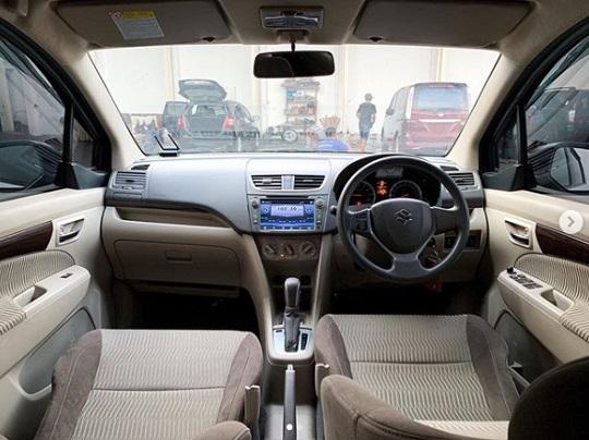 Dashboard Suzuki Ertiga Dreza
