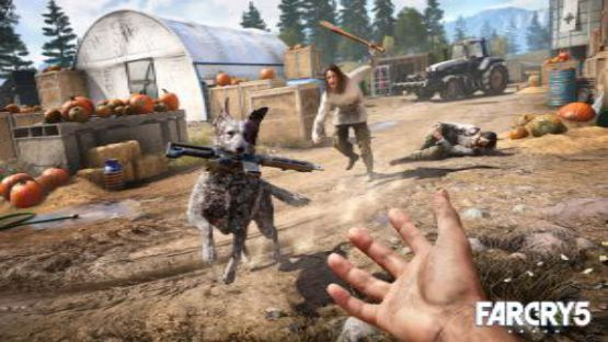 Download Far Cry 5 game for pc full version