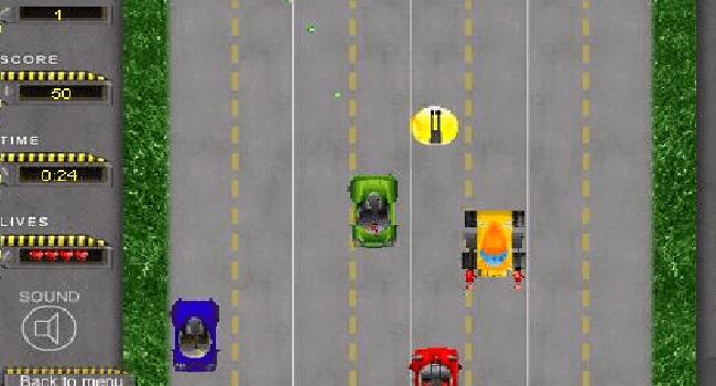 تحميل لعبة سباق السيارات road attack مجانا برابط واحد