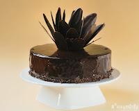 Piensoluego Cocino Decoraciones Basicas Con Chocolate I - Adornos-tarta